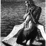 The Ryme of the Ancient mariner - the albatross